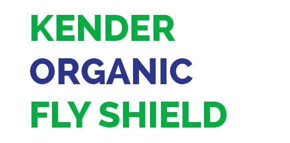 Kender Organic Fly Shield Logo