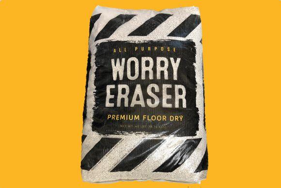 All Purpose Worry Eraser Bag