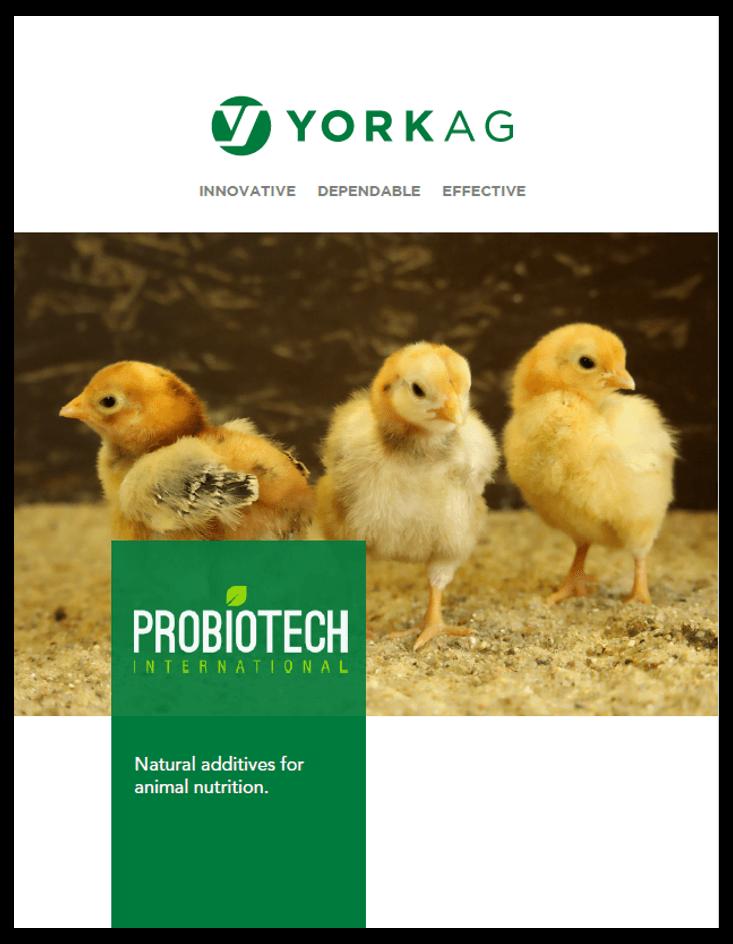 Yorg Ag PROBIOTECH brochure cover