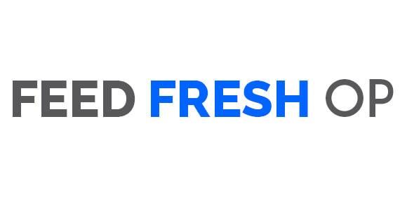 FEED FRESH OP Logo